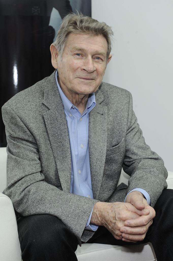 Stanisław Mikulski w 2012 roku