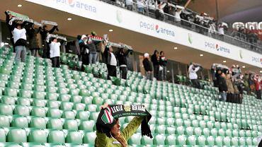 Legia przegrała z Jagiellonią 1:2