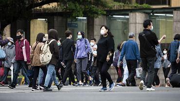 Tajwan zaniepokojony sześcioma przypadkami bez zidentyfikowanego źródła infekcji