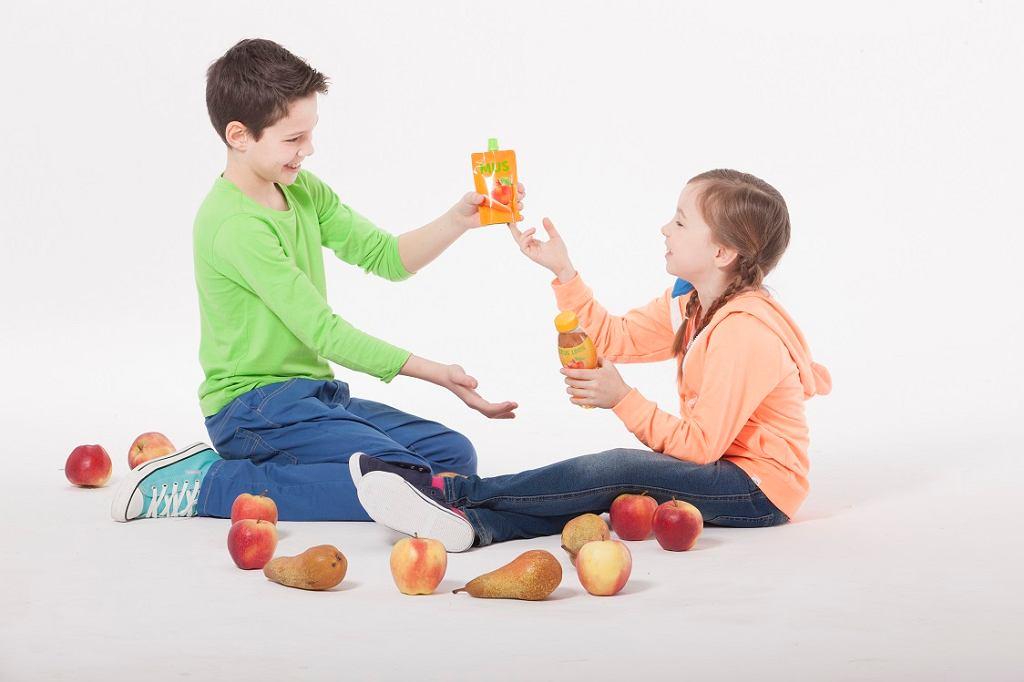 Rozpoczął się program edukacyjny 'Soki i musy - witaminy w SMART formie'
