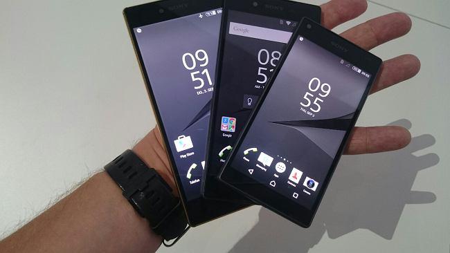 IFA 2015: Sony Xperia Z5 - pierwsze wrażenia po premierze flagowców Sony