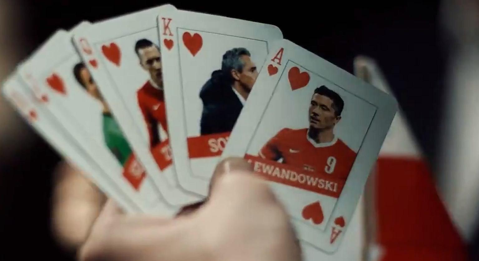 TVP reklamuje Euro 2021.
