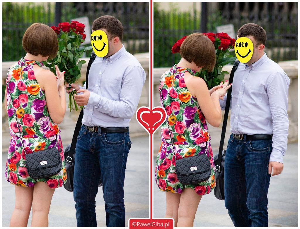 Fotograf szuka pary, której zaręczyny udało mu się uchwycić na zdjęciu
