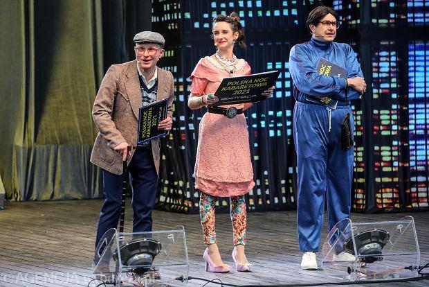 Zdjęcie numer 16 w galerii - Noc kabaretowa na Kadzielni.  Publiczność nie zawiodła, artyści też nie [ZDJĘCIA]