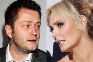 Jarosław Kuźniar i Agnieszka Jastrzębska