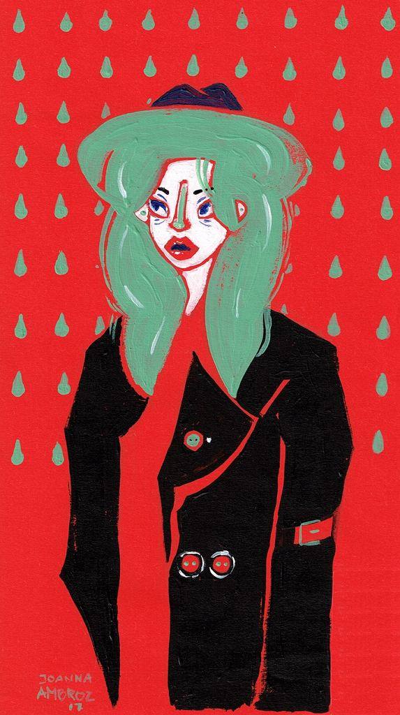 Praca Joanny Ambroz
