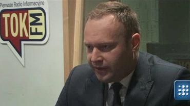 Marcin Mastalerek w Poranku Radia TOK FM