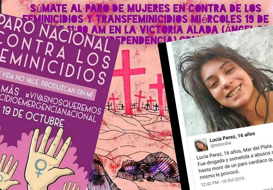 Mieszkanki Argentyny i Meksyku zapowaidają strajk kobiet