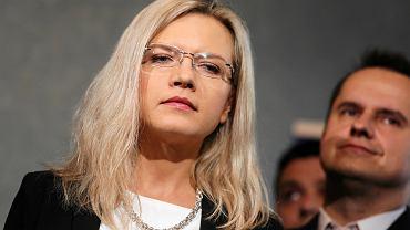 Małgorzata Wassermann, kandydatka na prezydenta Krakowa, była gościem 'Politycznego Graffiti'
