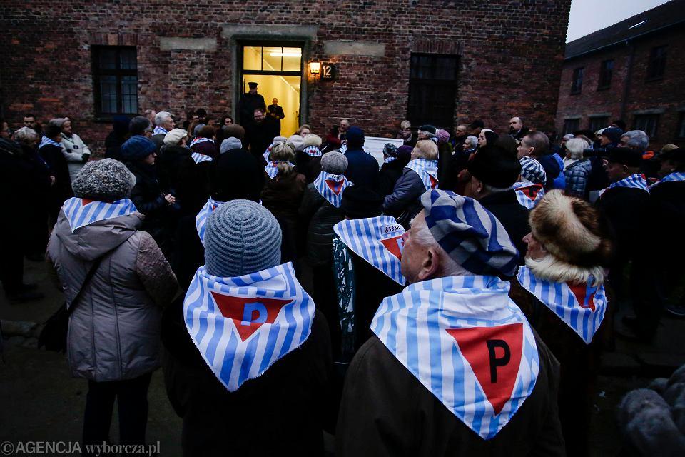 Obchody 73. rocznicy wyzwolenia Auschwitz-Birkenau.