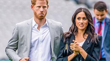 Książę Harry zrzeknie się tytułu królewskiego?