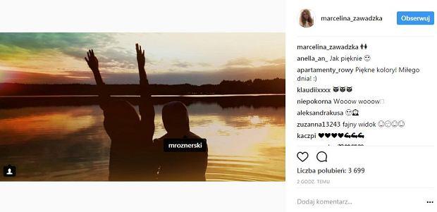 Marcelina Zawadzka i Mikołaj Roznerski razem!