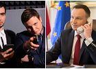 Kto odpowie za wkręcenie prezydenta przez rosyjskich pranksterów. Duda chroni swoich