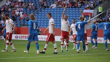 Grzegorz Krychowiak ocenia mecz z Islandią. 'Intensywność treningów trochę spadła'