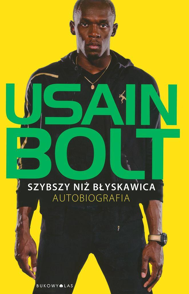okładka książki Usaina Bolta