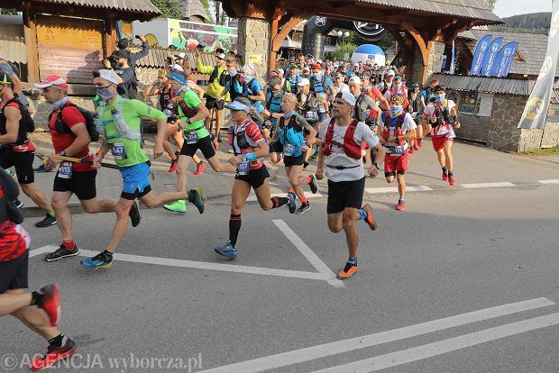 Zdjęcie numer 8 w galerii - Tatra SkyMarathon i Tatra Trail - święto górskich biegaczy w Kościelisku