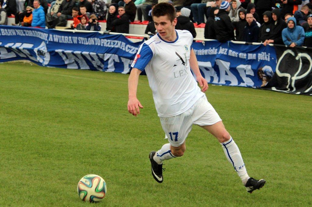 Trzecia liga piłki nożnej: Piast Karnin - Stilon Gorzów 1:7 (0:4)
