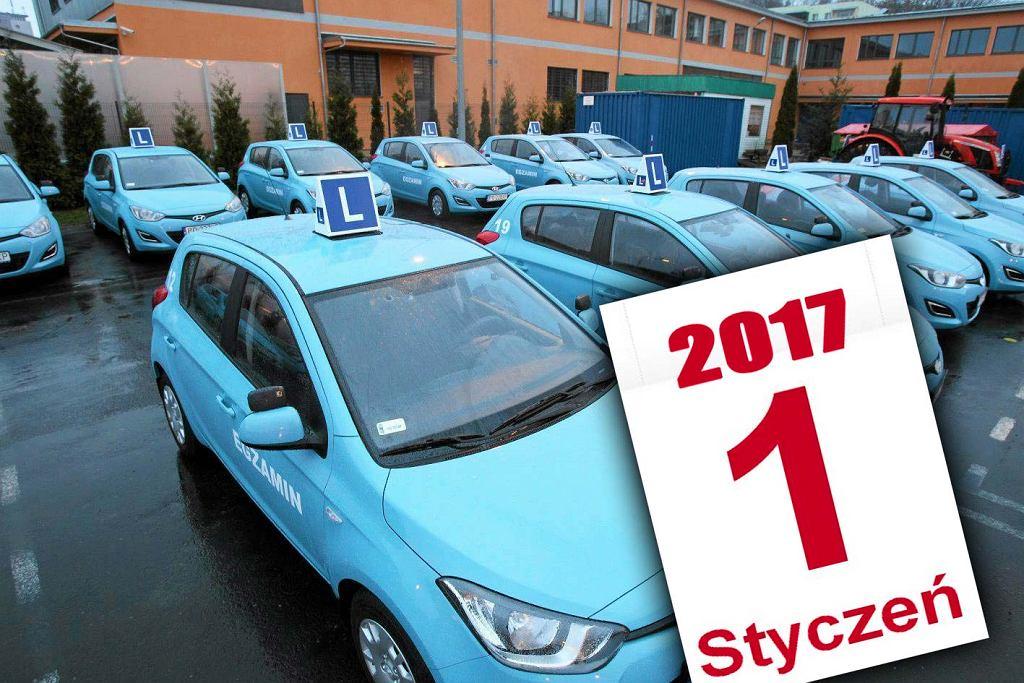 1 stycznia 2017 NIE WEJDĄ w życie nowe przepisy dla młodych kierowców