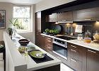 Wybrane kuchnie do 20% taniej - solidne i ładne meble Black Red White