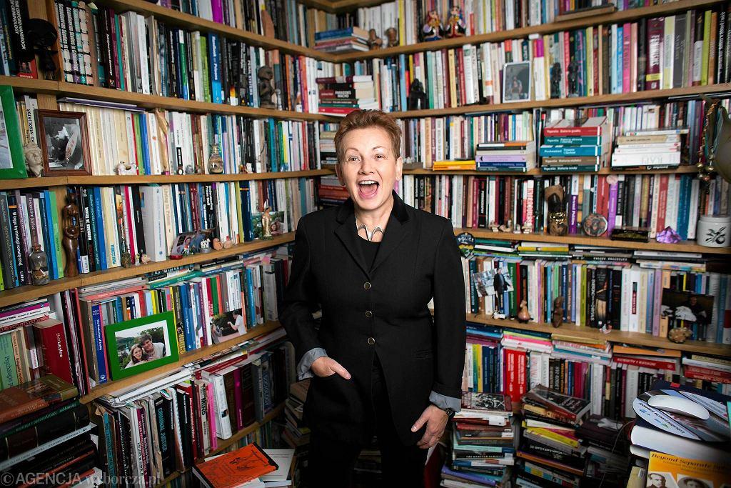 Profesor kryminologii Monika Płatek