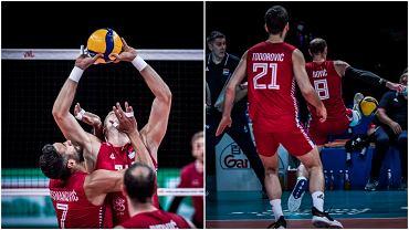 Liga Narodów: Kanada - Serbia, siatkówka