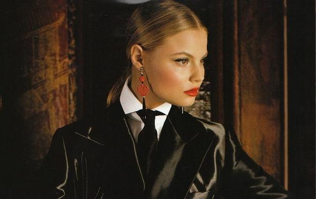 Magdalena Frąckowiak - kampania Ralph Lauren jesień/zima 2011/12