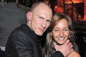 Krzysztof Włodarczyk i Małgorzata Babilońska.