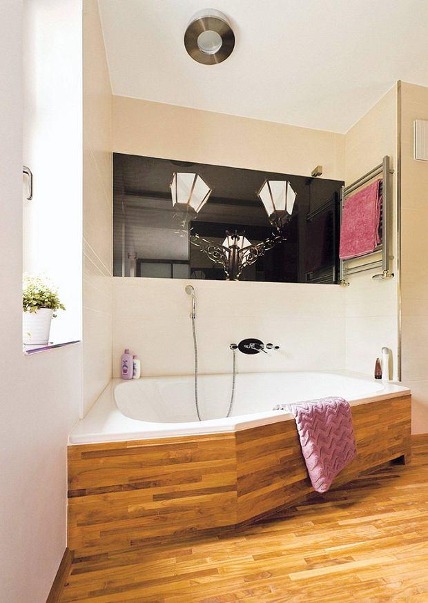 Drewno W łazience Aranżacje