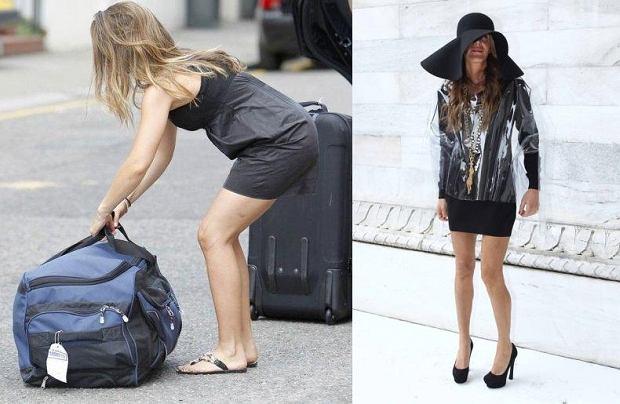 Jak zapakować walizkę radzi Anna Dello Russo