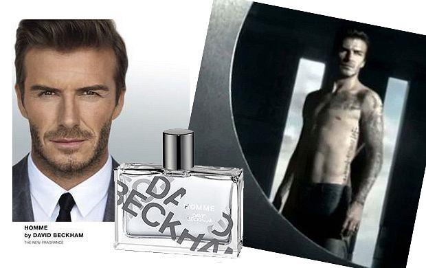 David Beckham w nowej reklamie męskiego zapachu