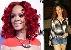 Rihanna znów zmieniła kolor włosów!