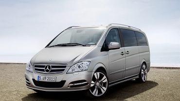 Mercedes Viano Vision Pearl