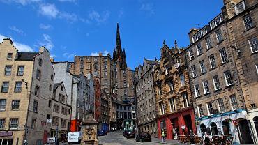 Edynburg, Szkocja / Shutterstock