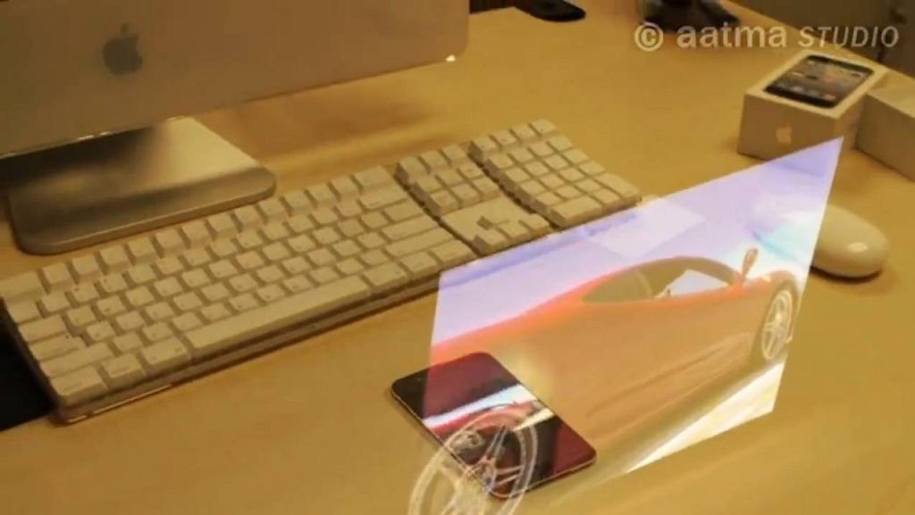 Tak iPhone'a przyszłości wyobrażają sobie projektanci