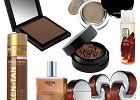 Brązowe kosmetyki na przedłużenie lata