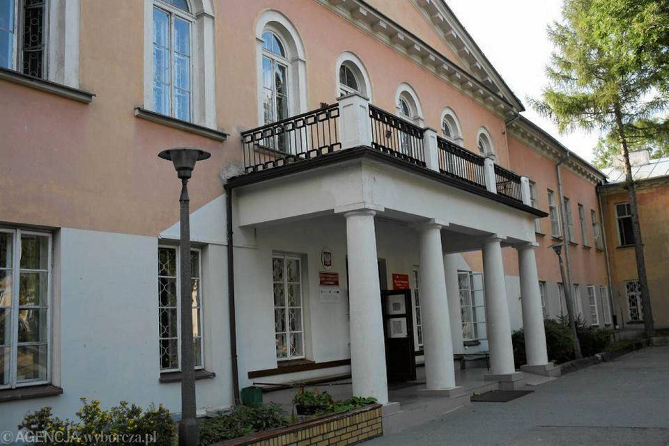 Białystok. Budynek VI LO