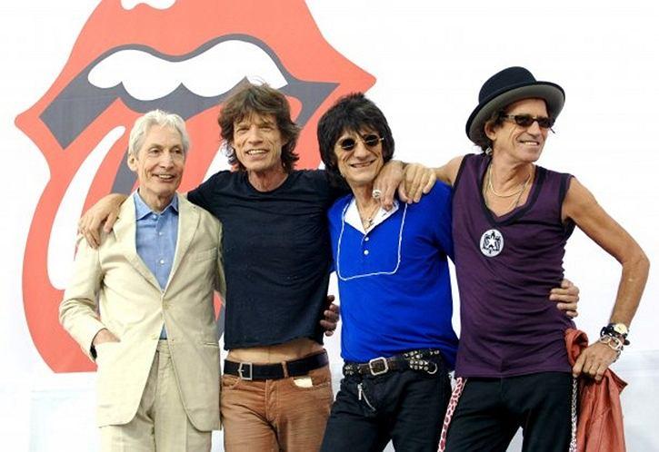 acebook.com/ The Rolling Stones