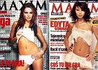 Kto rozebrał się dla Maxima?