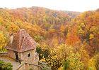 Miejsca w Polsce, które są szczególnie piękne i ciekawe jesienią