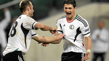 Danijel Ljuboja i Marcin Komorowski
