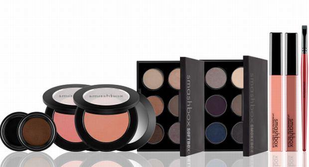 Nowa, jesienna kolekcja kosmetyków Smashbox