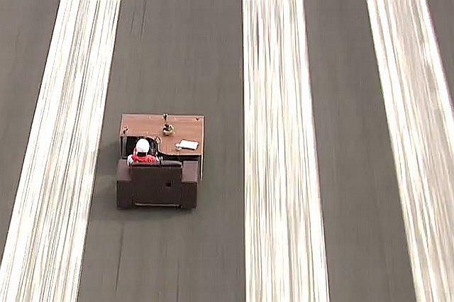 Najszybsza kanapa na świecie