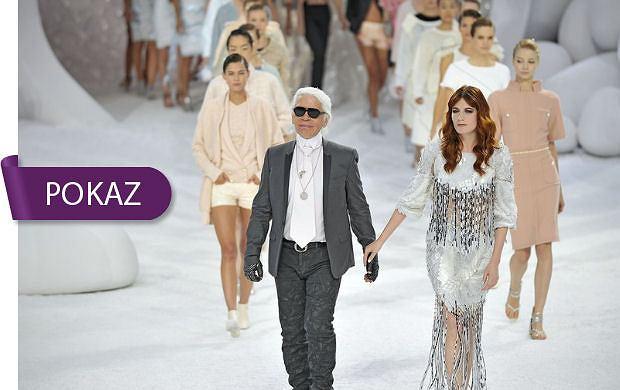 Chanel wiosna lato 2012