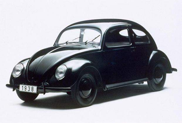 VW Garbus   Auto dekady