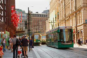 Finlandia Helsinki. Hotel i wyżywienie
