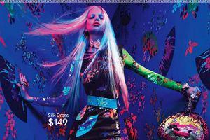 Versace dla H&M - kampania