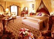 Logo z klasą: hotele Mandarin Oriental, hotele, logo z klasą, Sypialnia w hotelu Mandarin Oriental