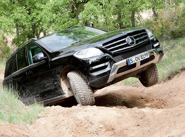 Mercedes ML 350 BlueTEC 4MATIC