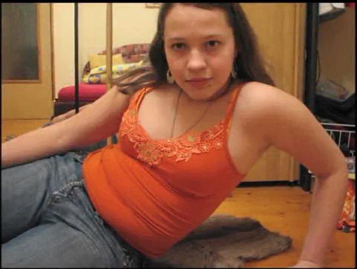 Anna Bałon przed dietą