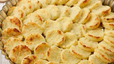 Zapiekana polenta z kaszy manny